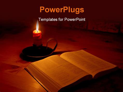 open bible powerpoint background image mag