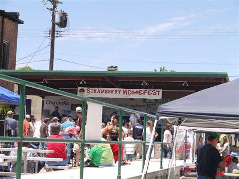 Bald Knob Arkansas Department by Bald Knob Ar Strawberry Festival May8 2010
