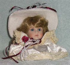 porcelain doll ornaments doll heads ornaments doll