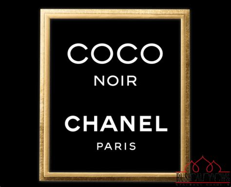 Chanel Coco 2013 chanel expands the coco noir line rusbeautynews ru