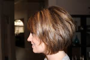 hairstyles for 50 stacked back short stacked haircuts for older women short hairstyle 2013
