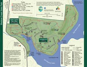 Tn State Parks Map by Bledsoe Creek State Park Tennessee State Parks
