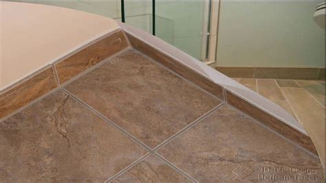 bathroom tile baseboard ideas youtube