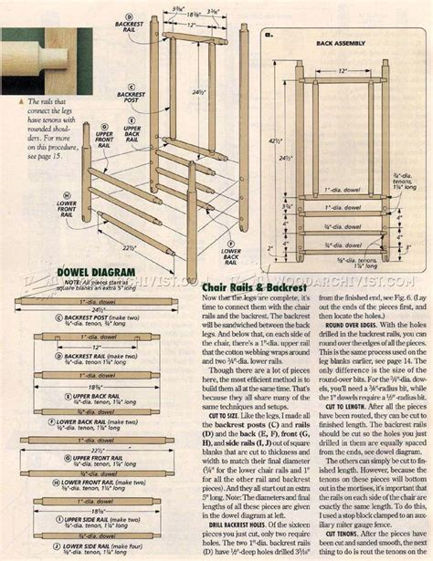 Shaker Furniture Plans by Shaker Style Rocking Chair Plans Woodarchivist