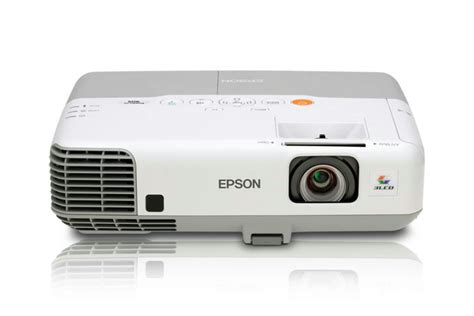 Projector Epson Hdmi epson powerlite 905 lcd hdmi projector h387a home theater
