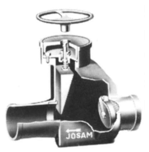 Dh Plumbing Supply by Js67360 Josam 67360 Shear Gate And Swing Check Type By