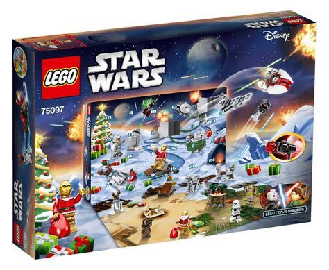 Calendrier De L Avent Lego Wars Au Fait Les Calendriers De L Avent Lego 2015 Guide Du