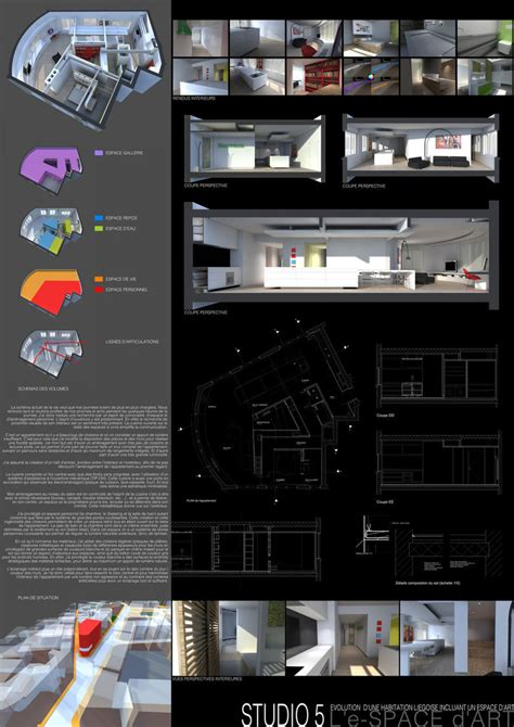 Interior Board Project Interior Board By Architecture On Deviantart