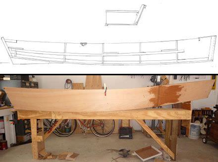 boat building grants grant maclaren builds a bevin s skiff