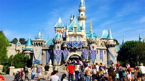 theme park attendance disney theme park attendance slips in 2016 travelpulse