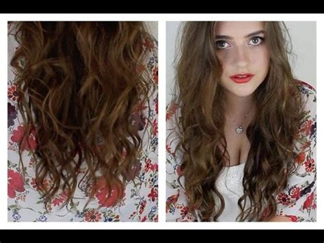 everyday relaxed hairstyles my everyday relaxed waves hair tutorial emmasrectangle
