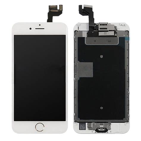 Lcd Fullset Iphone 7 Iphone 7plus Touchscreen Original 100 white iphone 6s 4 7 quot lcd digitizer touch screen assembly home button grade r