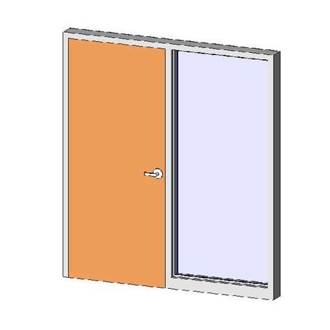 Hm Door by Revitcity Object Hm Frame Door Interior Single