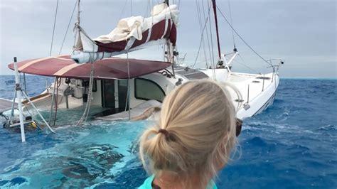 sailing around the world in a catamaran - Catamaran To Sail Around The World