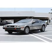 A Perfectly Restored DeLorean DMC 12 Could Be Yours