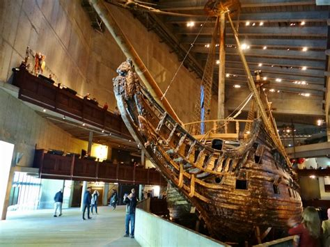 vasa museum stockholm ahoy there a day in the vasa museum stockholm the our