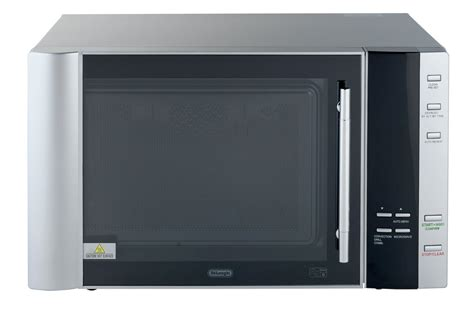 Microwave Philip de longhi 900w encavity combination microwave black