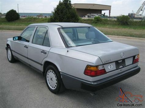 mercedes benz 260e 300e 2 6 1987 1992 service repair manual downl 1987 mercedes benz 260e 1 owner 91k miles mechanic s special 300e 300d