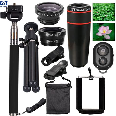 one accessories all in 1 accessories phone lens top travel kit for