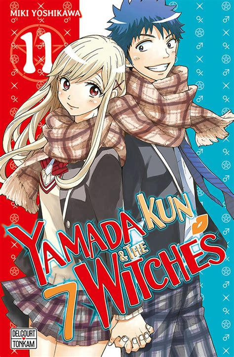 Yamada The 7 Witches Vol 12 vol 11 yamada kun the 7 witches news