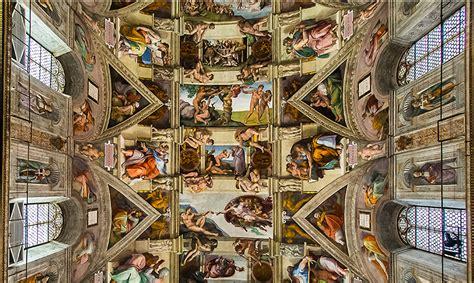 imagenes ocultas en la capilla sixtina la capilla sixtina una maravilla renacentista el