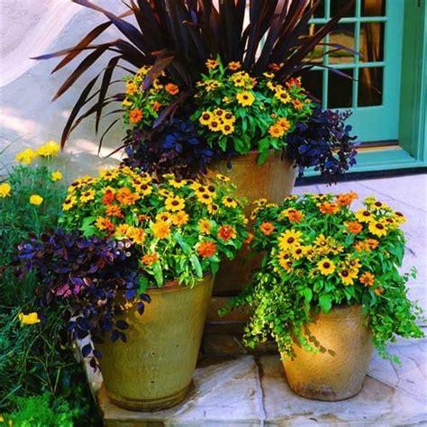 Fall Flower Garden Ideas 17 Best Ideas About Fall Containers On Fall Container Gardening Fall Container