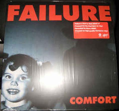 Failure Comfort by Failure Comfort Vinyl Lp Album At Discogs