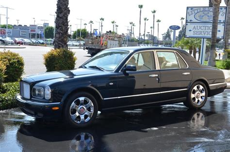 bentley arnage custom magnificent 2001 bentley arnage label custom order in
