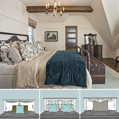 habillage de lit 3 combinaisons gagnantes pour un habillage de lit parfait