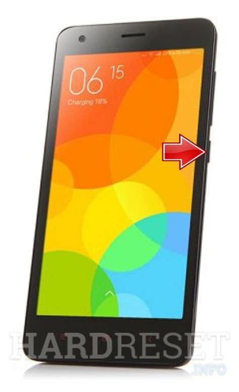 On Volume Xiaomi Redmi 4 Pro xiaomi redmi 2 pro fastboot mode hardreset info
