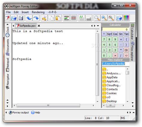 nextgen template editor nextgen povray editor 0 9 5b beta keygen