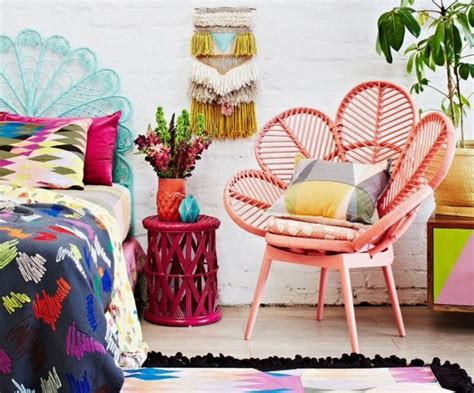 Bohemian Bedroom Decorating Ideas la d 233 co boho une tendance deux styles joli place