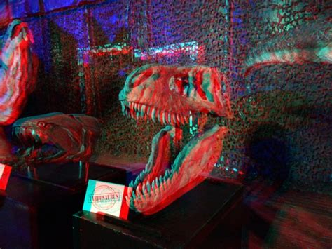 imagenes en 3d con lentes de cinepolis evalgon autor fotos rojo azul dinosaurios