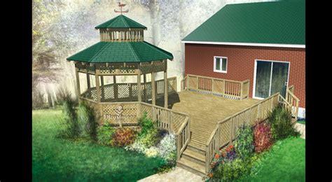Pavillon überdachung Terrasse by Terrasse Et Pavillon De Jardin La Terre De Chez Nous