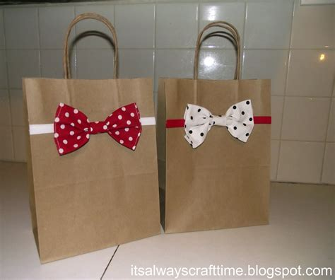 Paper Bag Ideas - it s always craft time the