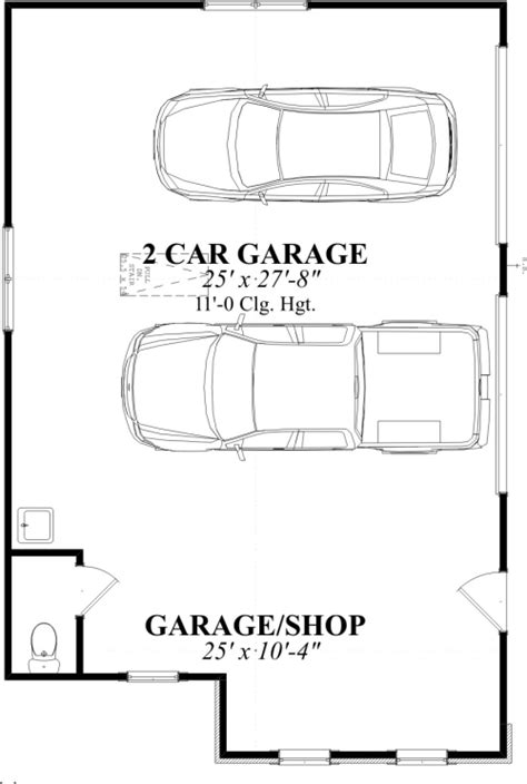 how big is a 2 car garage how big is a 2 car garage waterside 2 car garage plans
