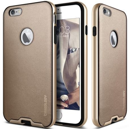 Iphone 6 Leather Bumper caseology bumper frame iphone 6 6s leather