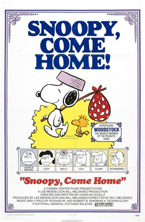 snoopy come home 1972 find your