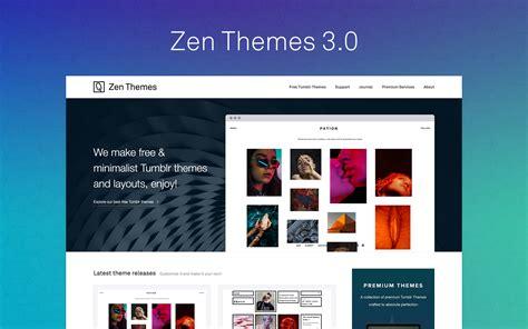 zen themes free tumblr themes level introducing zen themes 3 0 zen themes