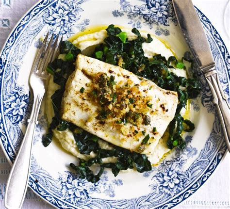 Delightful Halibut Recipes #2: Brown-butter-poached-halibut.jpg