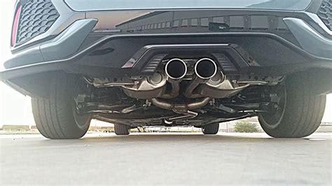 Honda Civic Muffler by 2017 Honda Civic Exhaust Stock