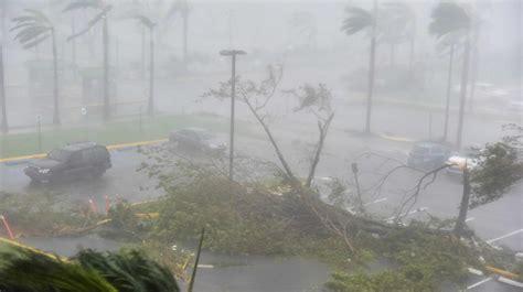 imagenes huracan maria pr el hurac 225 n mar 237 a deja destrucci 243 n en su paso por puerto rico