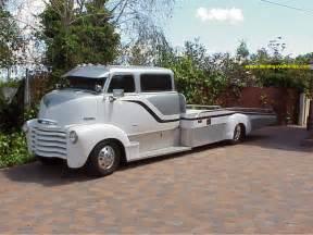C And O Chevrolet 1948 Chevrolet C O E Car Hauler