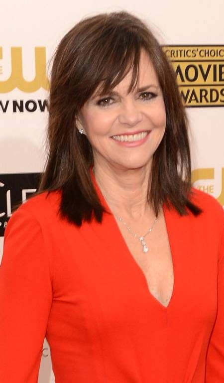 sally field over sixty did she use a flat iron possible variation w out using