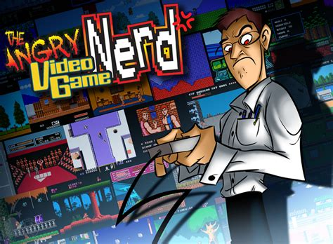 wallpaper cartoon videogames angry video game nerd images avgn cartoon hd wallpaper and