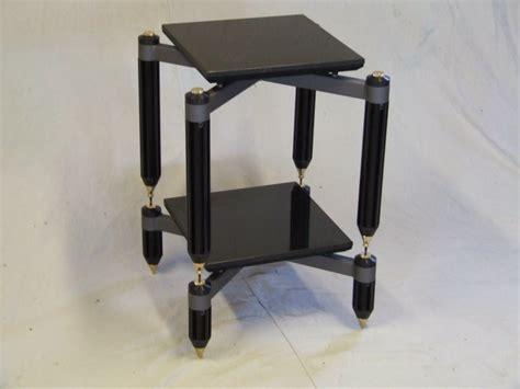 Isolation Rack by Audio Racks Modular Audio Furniture And Isolation Platforms At Adona Corporation