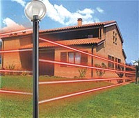 allarmi perimetrali per giardini installazione sistemi sicurezza protezioni perimetrali