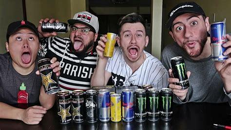 energy drink taste test blind energy drink taste test challenge