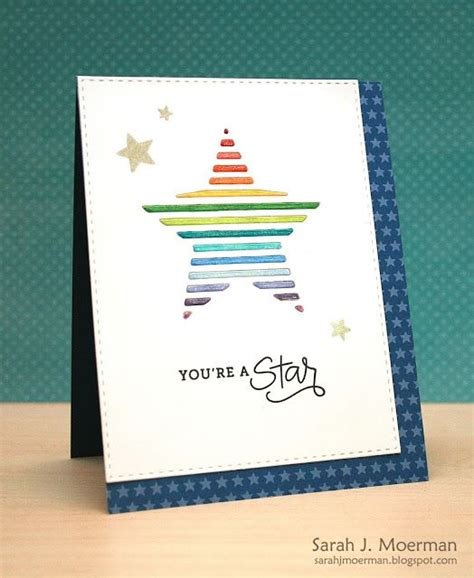 My Impressions Paper Crafts 365 Cards - my impressions simon says st august card kit you re a