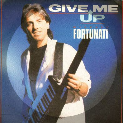 give me up by michael fortunati this is my jam
